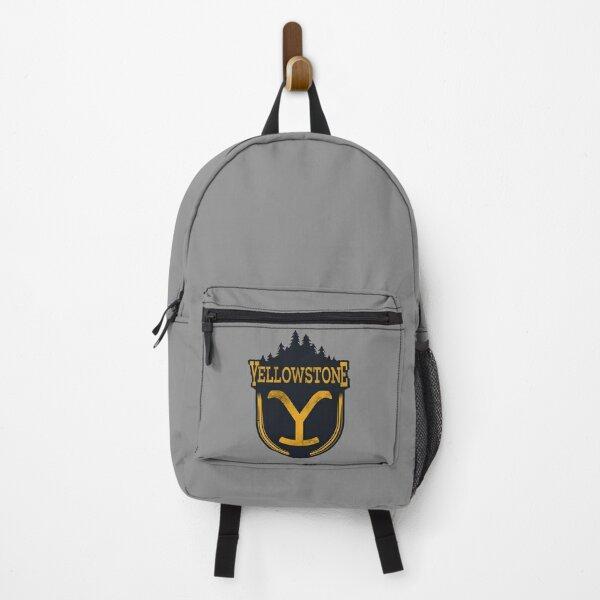 yellowstone tv series mask Backpack