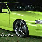 "Troys VN Holden Commodore ""FATTAZ"" by Edzie"