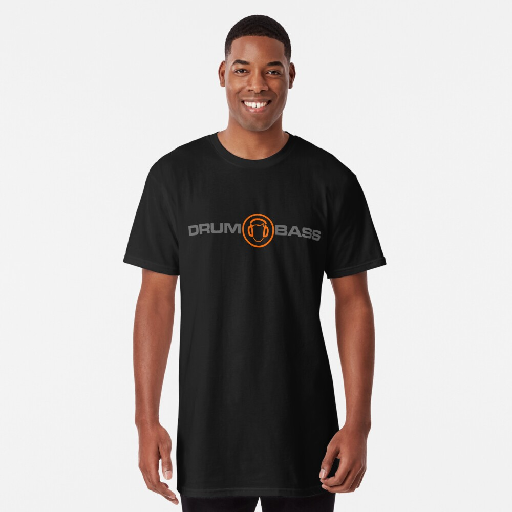 Drum and bass defender Long T-Shirt