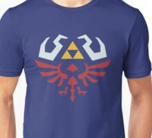 Zelda Hylian Shield (Skyward Sword) Shirt Unisex T-Shirt