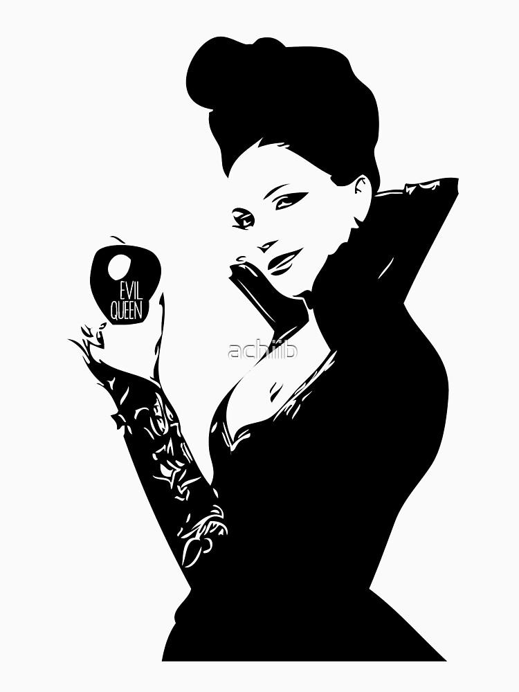 Evil Queen - Regina Mills | Unisex T-Shirt