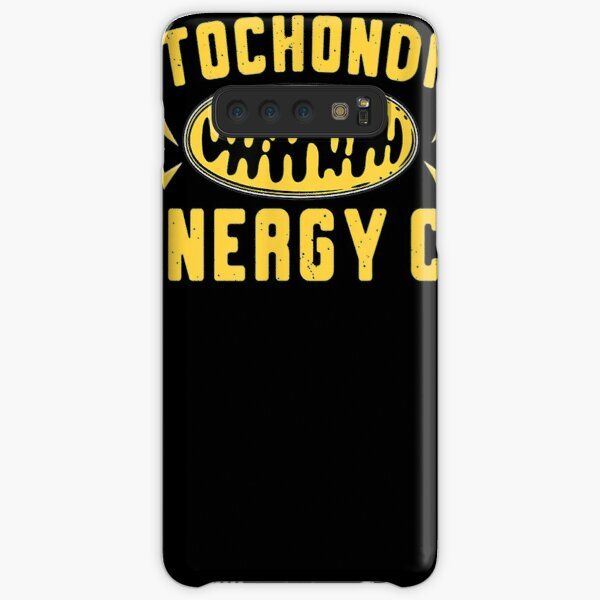 Mitochondria The Powerhouse of the cell Samsung Galaxy Snap Case