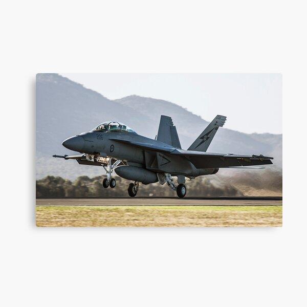F/A-18F Super Hornet Canvas Print