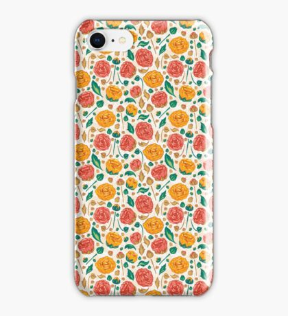 Flowers Bloom iPhone Case/Skin