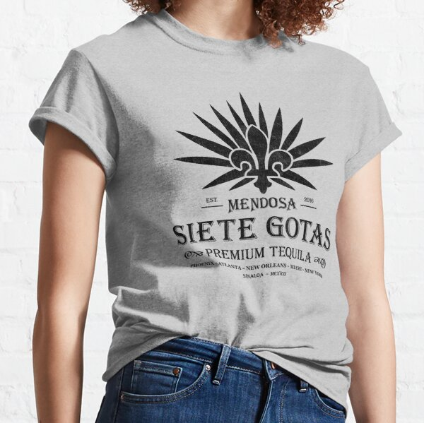 Queen Of The South - Siete Gotas Classic T-Shirt