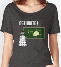 Dalek Pi Math Shirt Women's Relaxed Fit T-Shirt