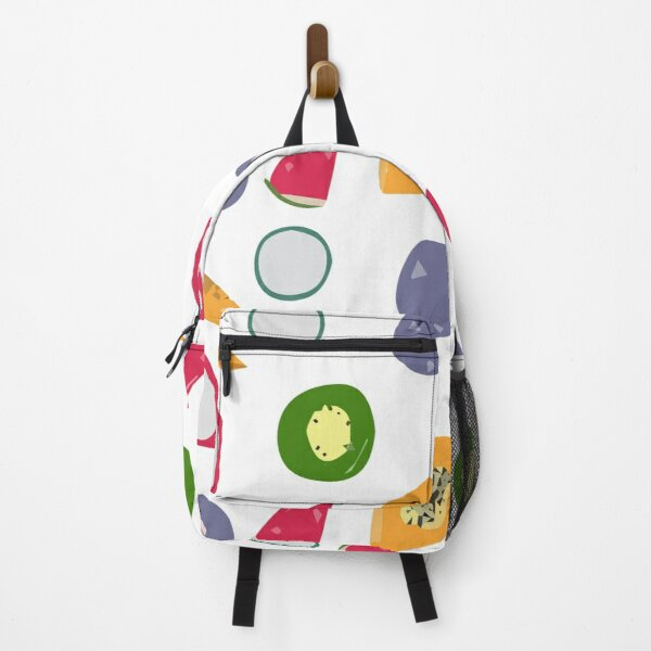 Exotic fruits of the season Backpack