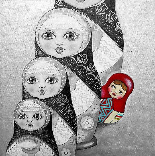 Different by Lana Wynne