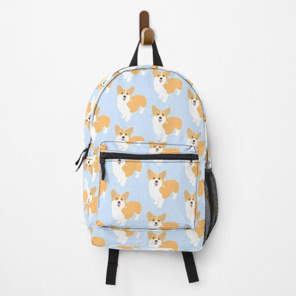 Adorable Corgi Backpack