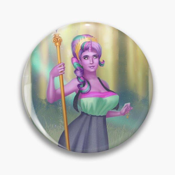 Hera Goddess Dress Pin