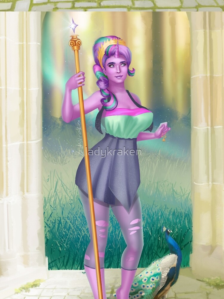 Hera Goddess Dress by ladykraken