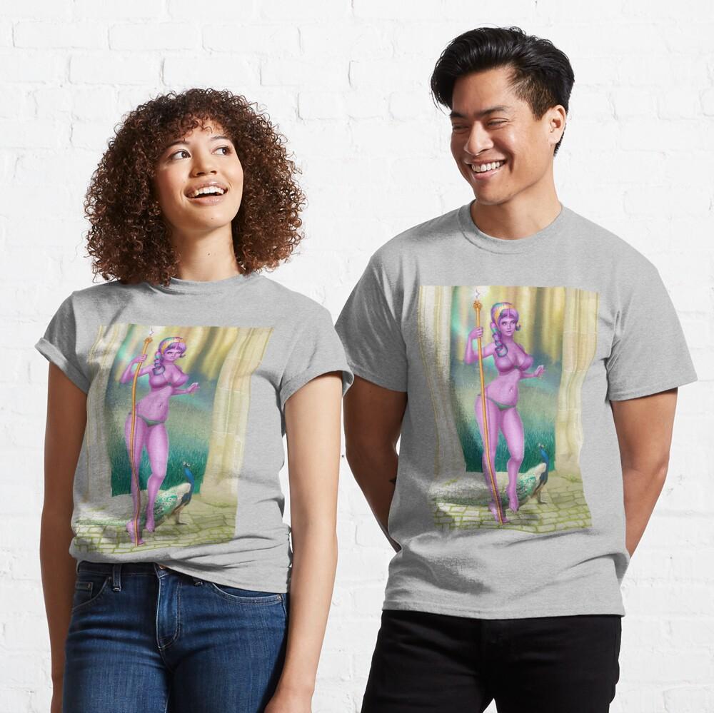 Hera Goddess Bikini Classic T-Shirt