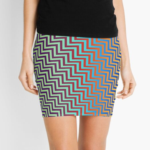 iLLusion Mini Skirt
