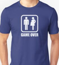 Game over - pregnant T-Shirt