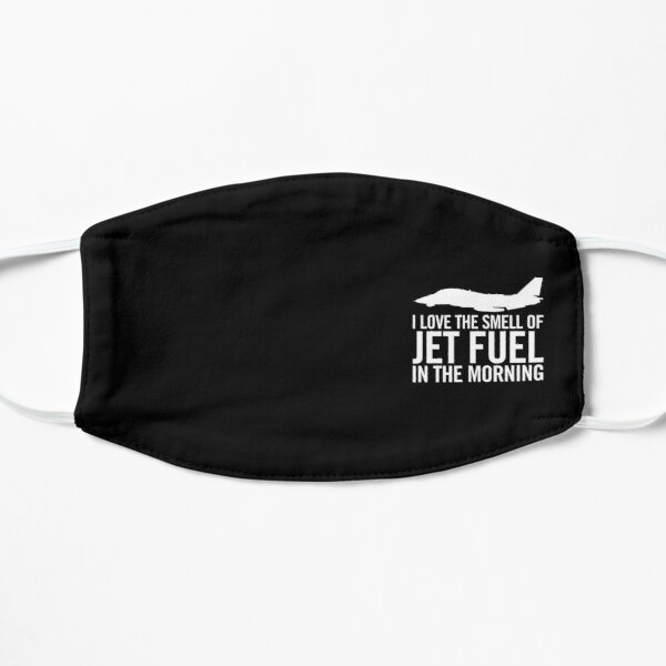 I love the smell of jet fuel in the morning F-14 Tomcat Mask