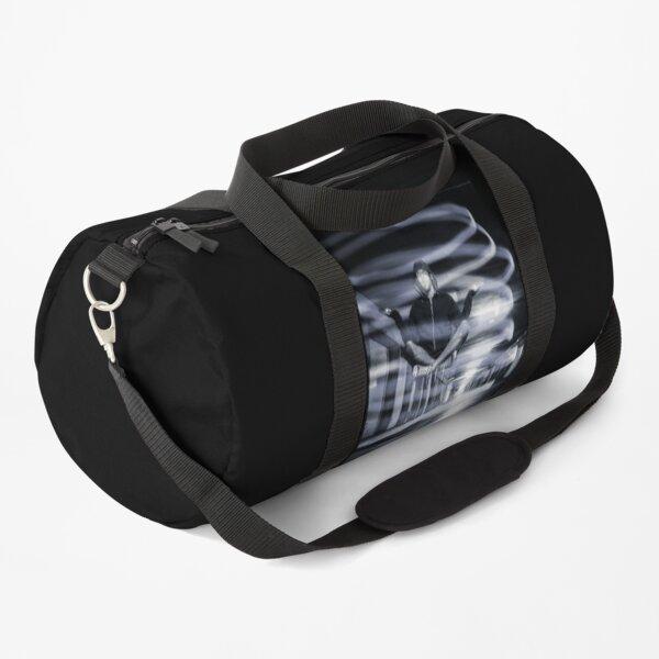 Light Painting Levitation Duffle Bag