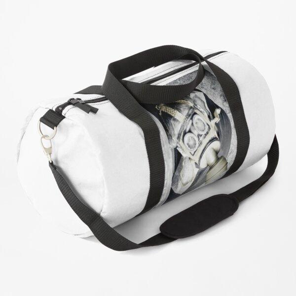 The Gas Mask Guy Duffle Bag