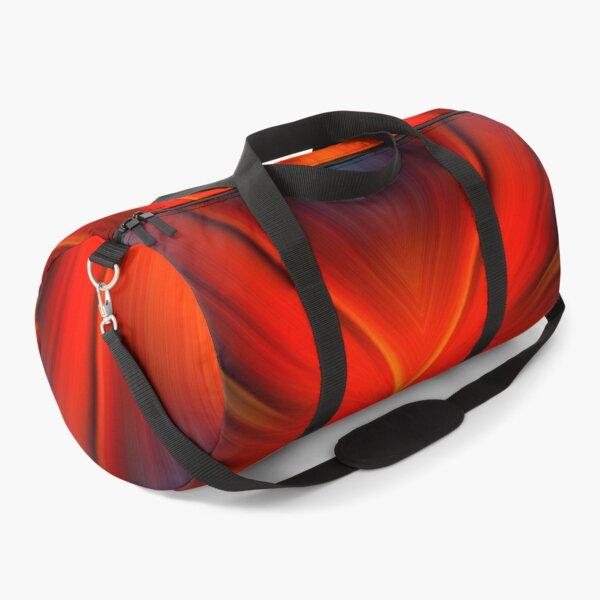 Phoenix Orange Duffle Bag
