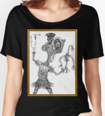 Balancing Fool Women's Relaxed Fit T-Shirt