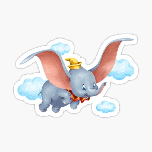 Dumbo - Bebé Elefante Pegatina