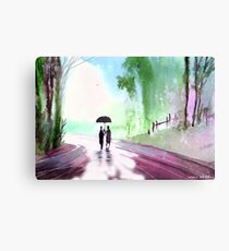 Togetherness Canvas Print