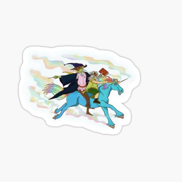 Adventure Zone - Taako, Merle and Geryl  Sticker