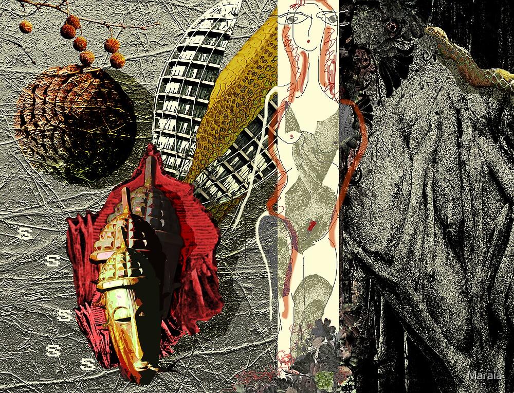 Ancient History by Maraia