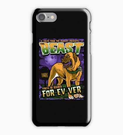 The Beast iPhone Case/Skin