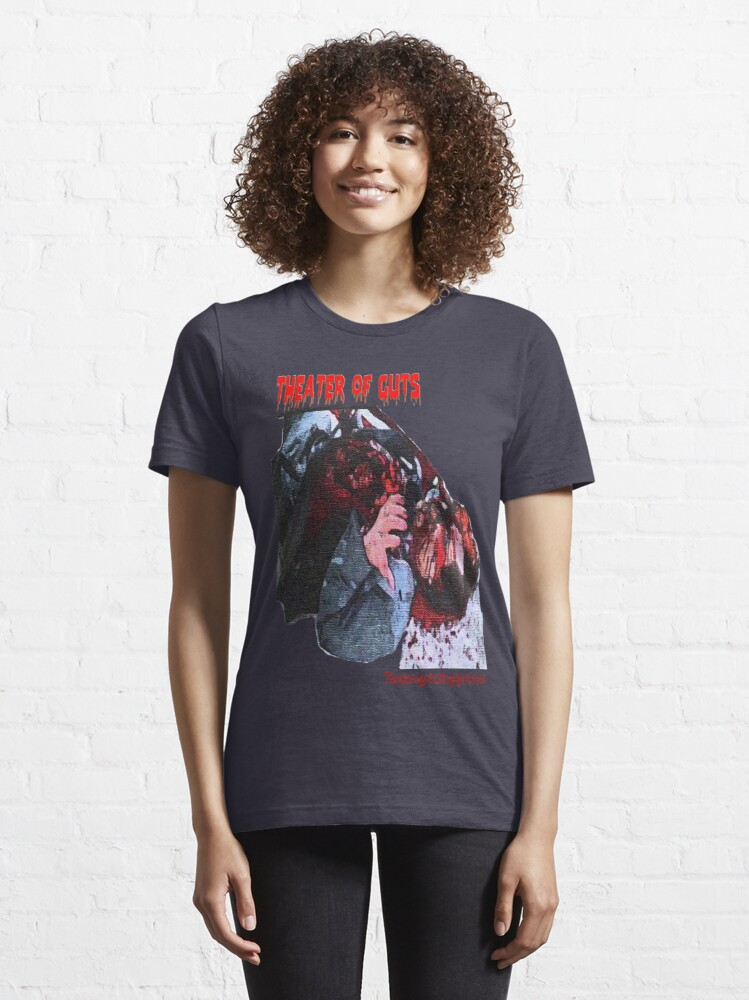 Alternate view of Theater Of Guts Shirt Essential T-Shirt