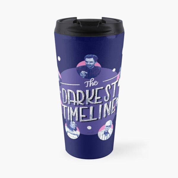 The Darkest Timeline Travel Mug