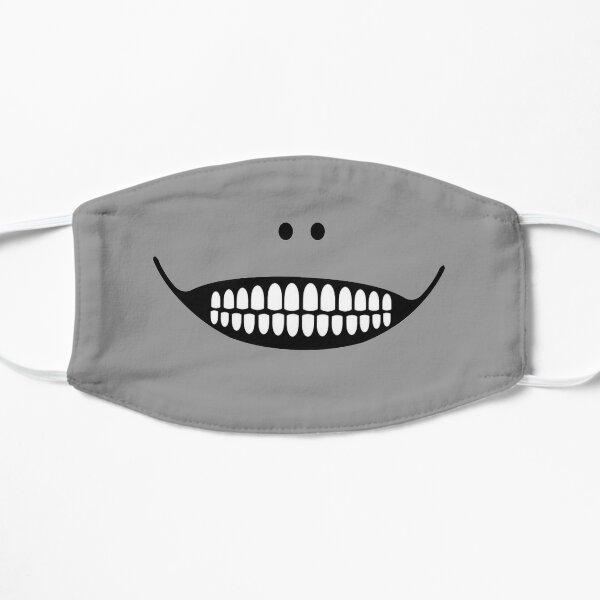 Emil Face Mask Grey Flat Mask