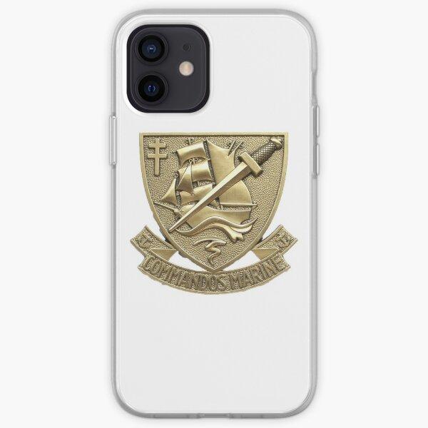 Commando Marine Coque souple iPhone