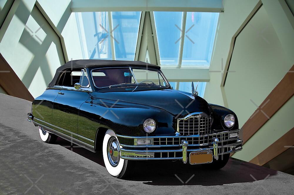 1948 Packard Custom 8 Convertible by DaveKoontz