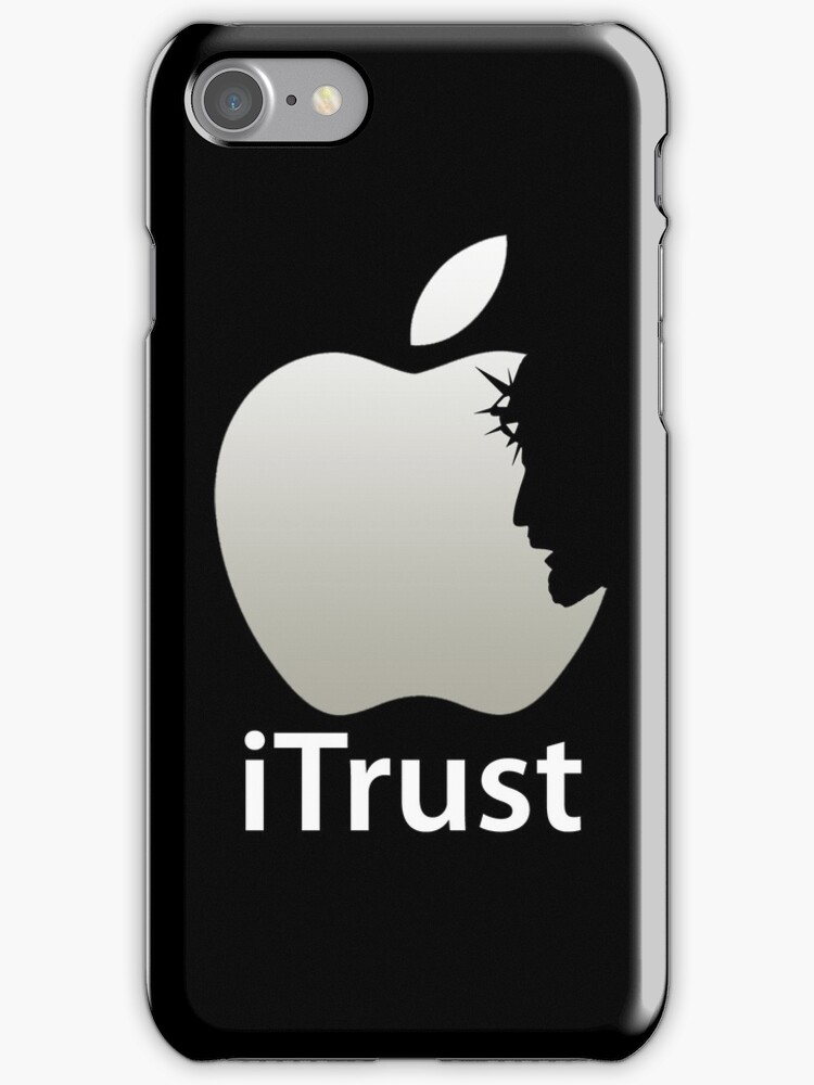 iTrust Christian Case Cover For iPhone 6 by Lana Wynne