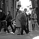 Human Traffic ... by Berns