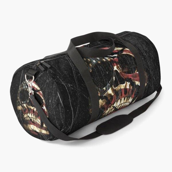 USA, Skull Duffle Bag