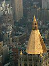 Golden Pyramid by John Schneider