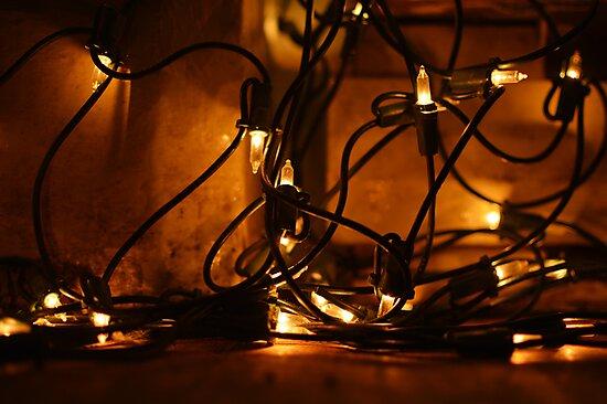 Floor Lights by Daniel Pinnegar