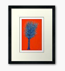 Winter Tree Series 1 Framed Print