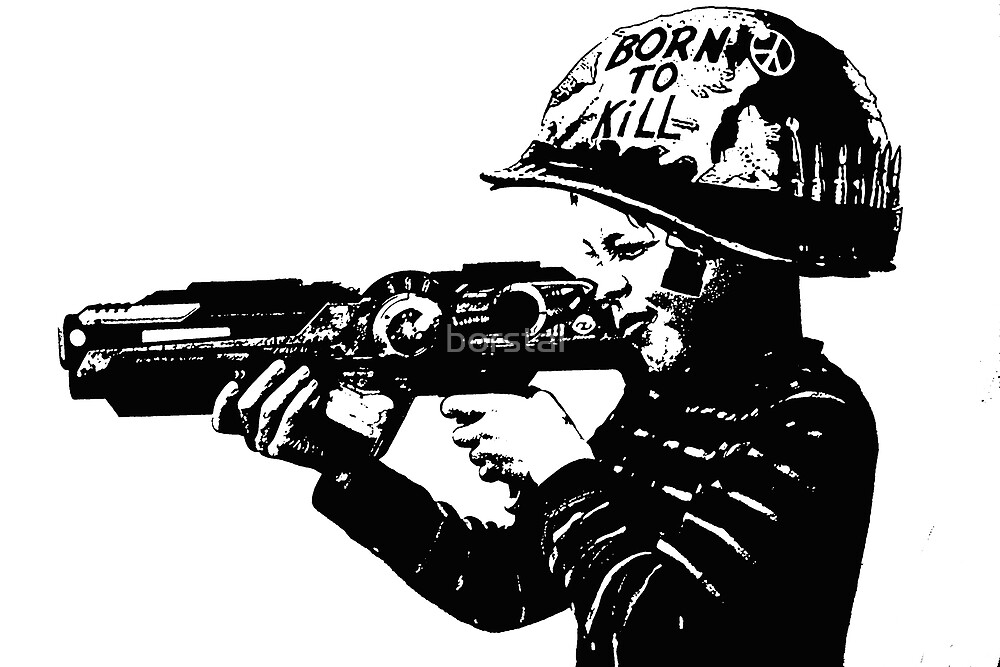 Kids with guns by borstal
