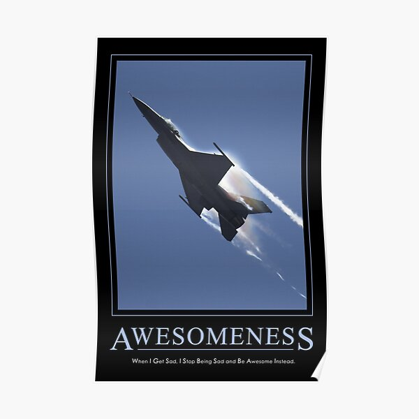 Awesomeness Póster