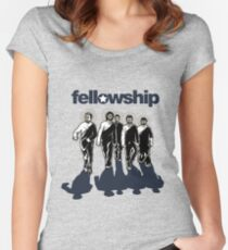 Fellowship Women's Fitted Scoop T-Shirt