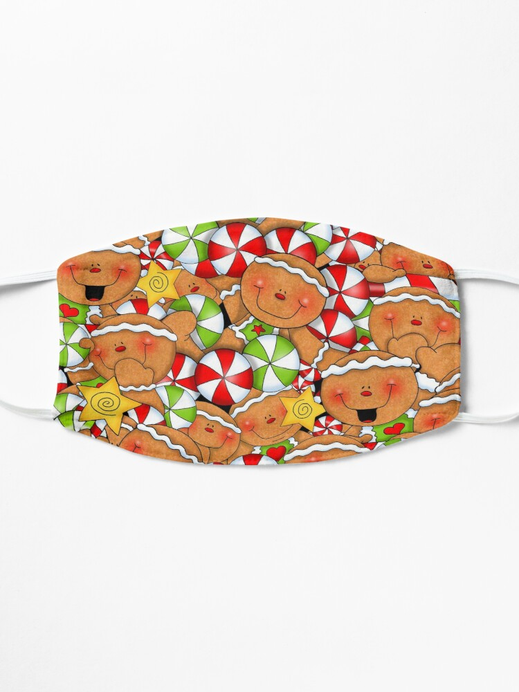 Alternate view of Holiday Gingerbread and Spice Mask