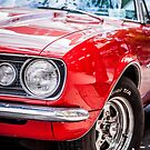 Red Thunder by EdwardKay