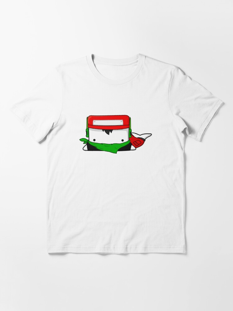 Alternate view of Quote - Cave Story Whailz Sticker Essential T-Shirt