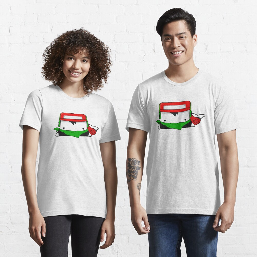 Quote - Cave Story Whailz Sticker Essential T-Shirt