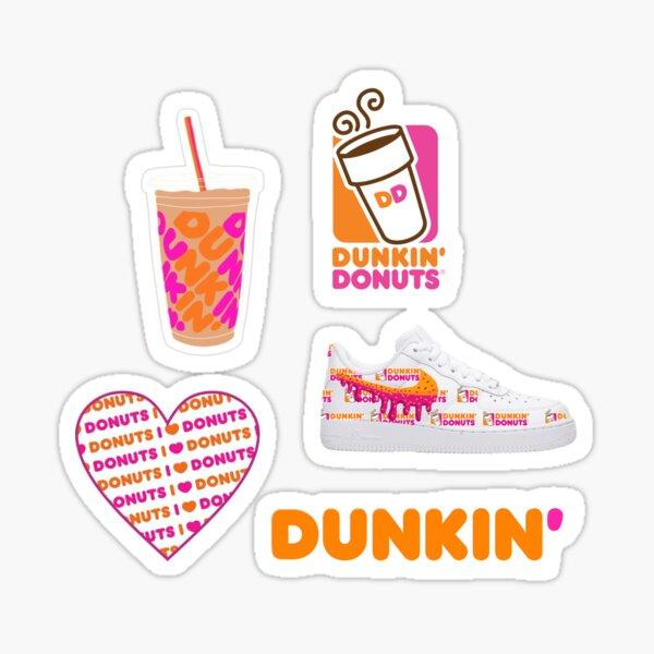 Dunkin Donuts Pack de Sticker