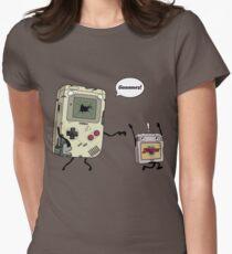 Don't Get 8bit! Women's Fitted T-Shirt