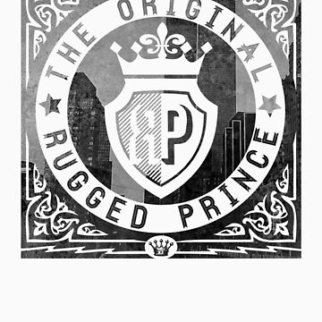 Rugged Prince Brooklyn by brickmasterpat