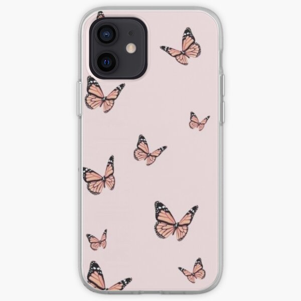 Butterfly Phone Case iPhone Soft Case